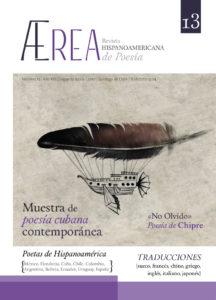Ærea 13, Revista Hispanoamericana de Poesía 1