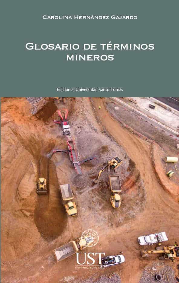 Glosario de términos mineros 1