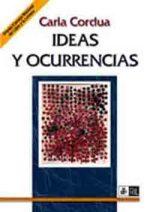 Ideas y ocurrencias 1