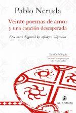 Veinte poemas de amor y una canción desesperada (mapudungun-castellano) 1