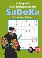La pequeña gran enciclopedia del sudoku 1