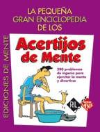 La pequeña gran enciclopedia de los acertijos de mente 1