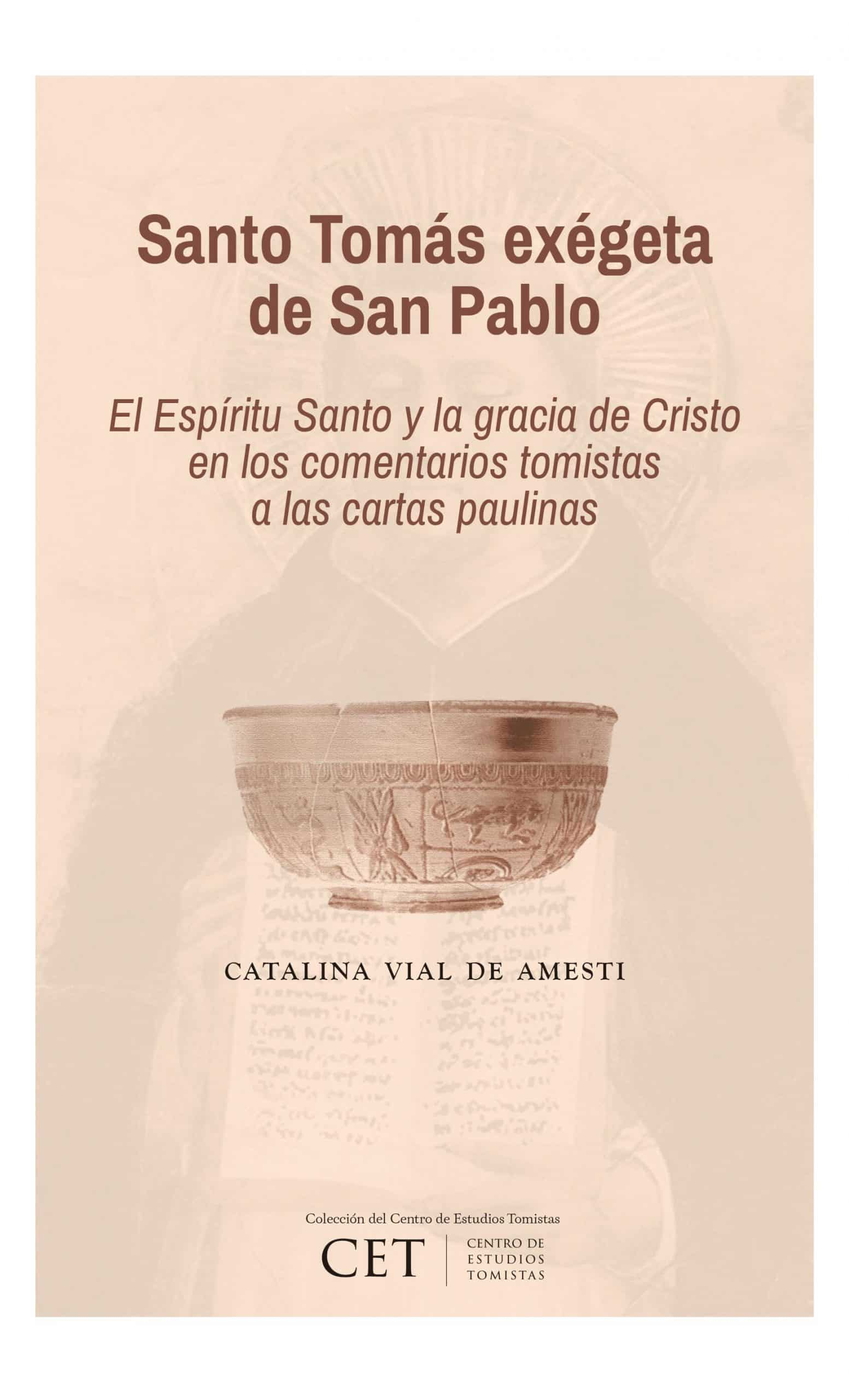 Santo Tomás exégeta de San Pablo 1