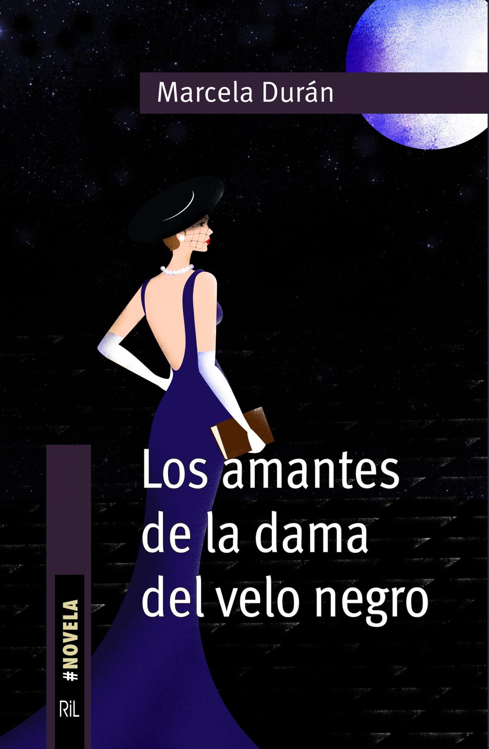 Los amantes de la dama del velo negro 1