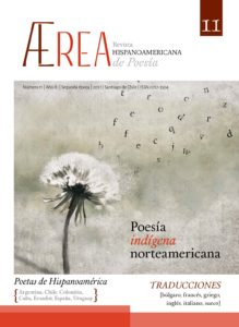 Ærea, Revista Hispanoamericana de Poesía Nro. 11 1