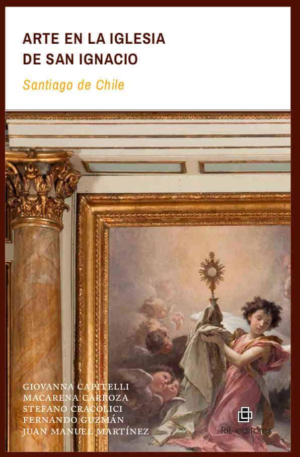 Arte en la iglesia de San Ignacio 1