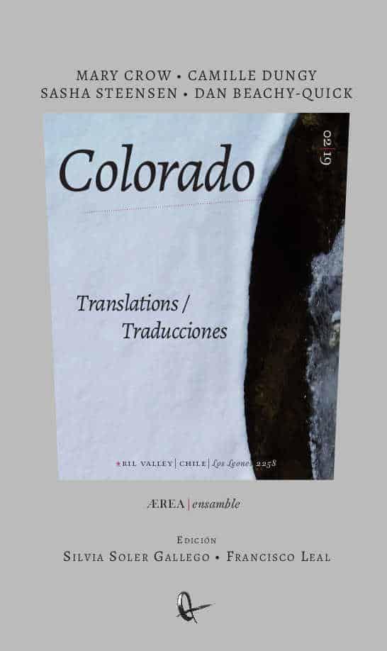 Colorado: translations / traducciones 1