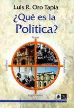 ¿Qué es la política? 1