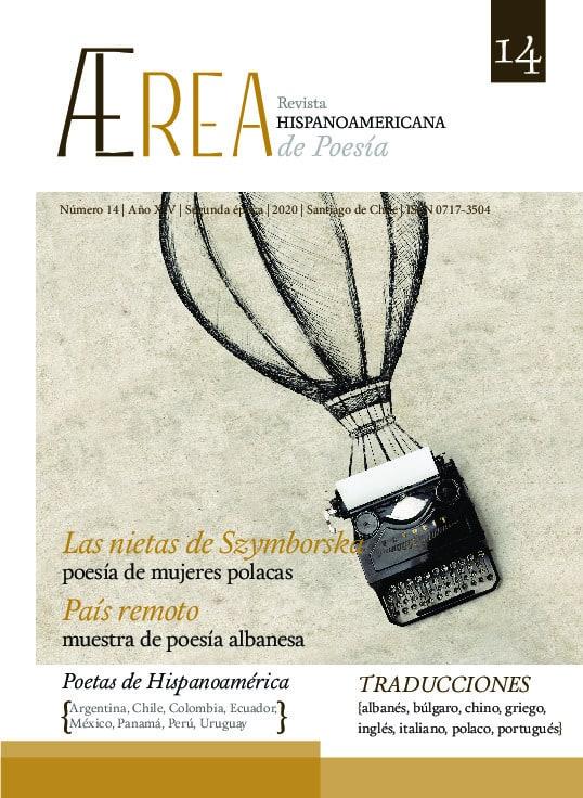 Ærea 14, Revista Hispanoamericana de Poesía 1