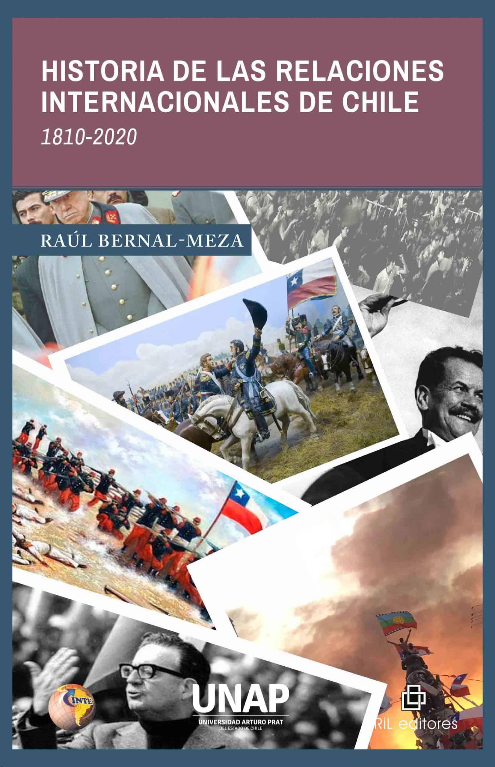 Historia de las relaciones internacionales de chile 1810-2020 1