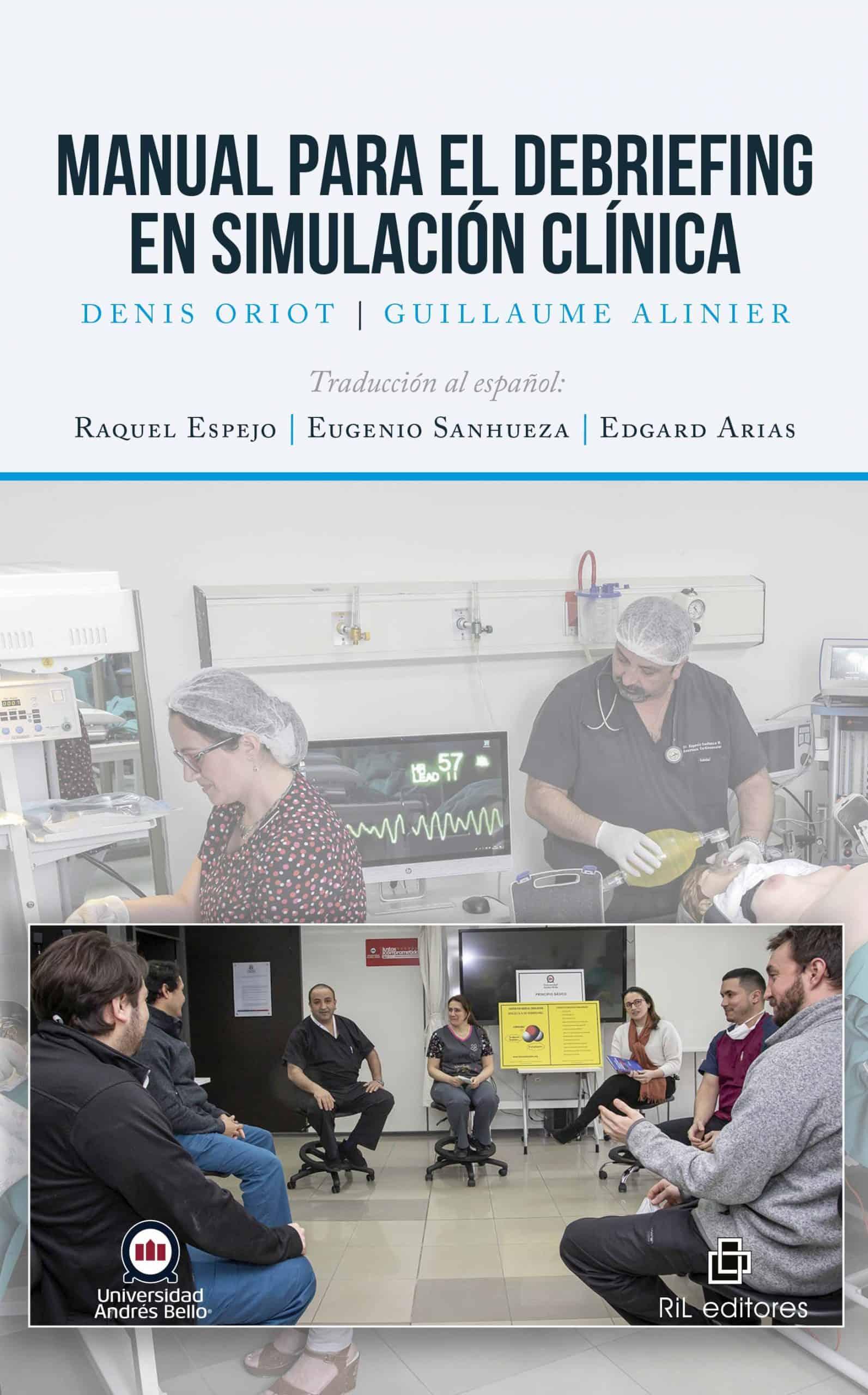 Manual para el debriefing en simulación clínica 1