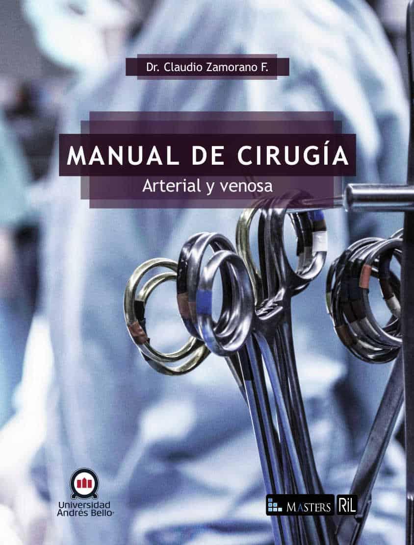 Manual de cirugía arterial y venosa 1
