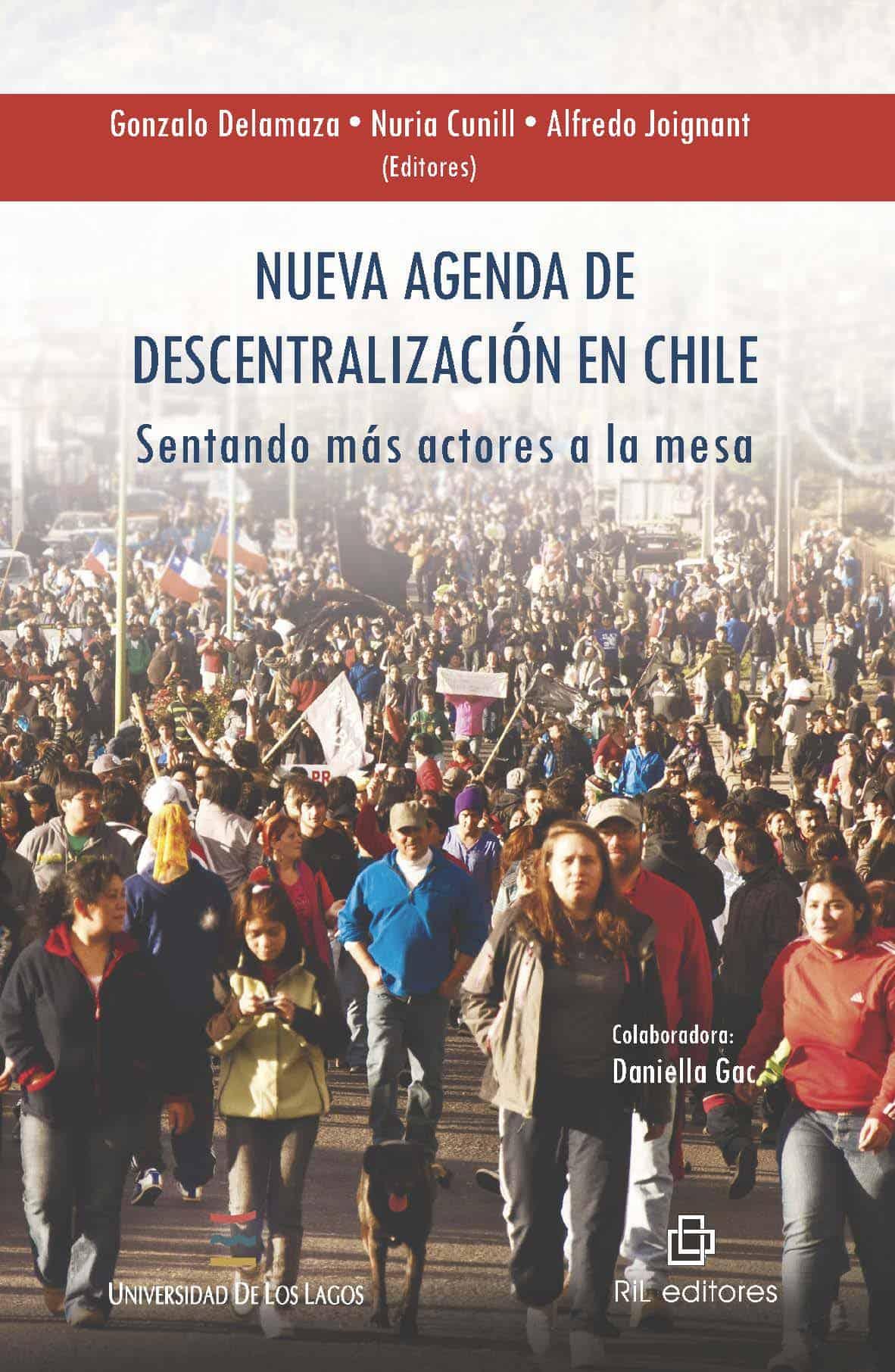 Nueva agenda de descentralización en Chile: sentando más actores a la mesa 1