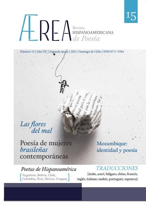 Ærea 15, Revista Hispanoamericana de Poesía 1