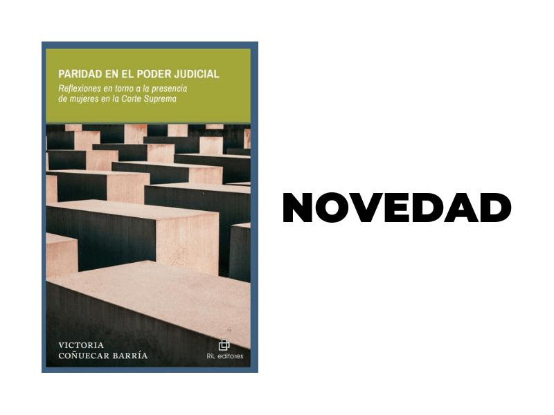 Nuevo libro analiza las razones de la baja participación femenina en la Corte Suprema 2
