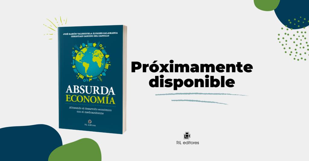 «Absurda economía»: el libro que aborda la crisis medioambiental desde la mirada económica y empresarial 3