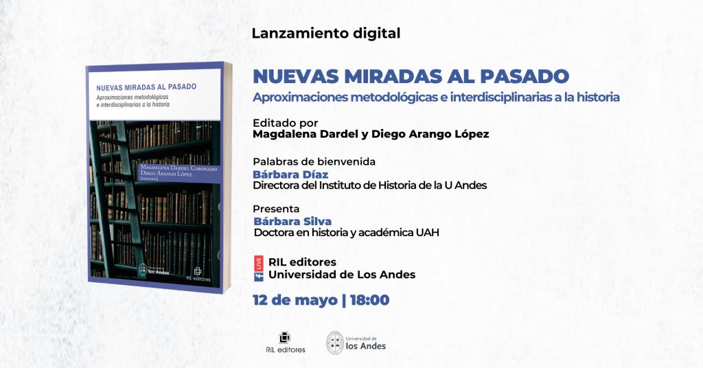 12/05: Lanzamiento del libro «Nuevas miradas al pasado» 2