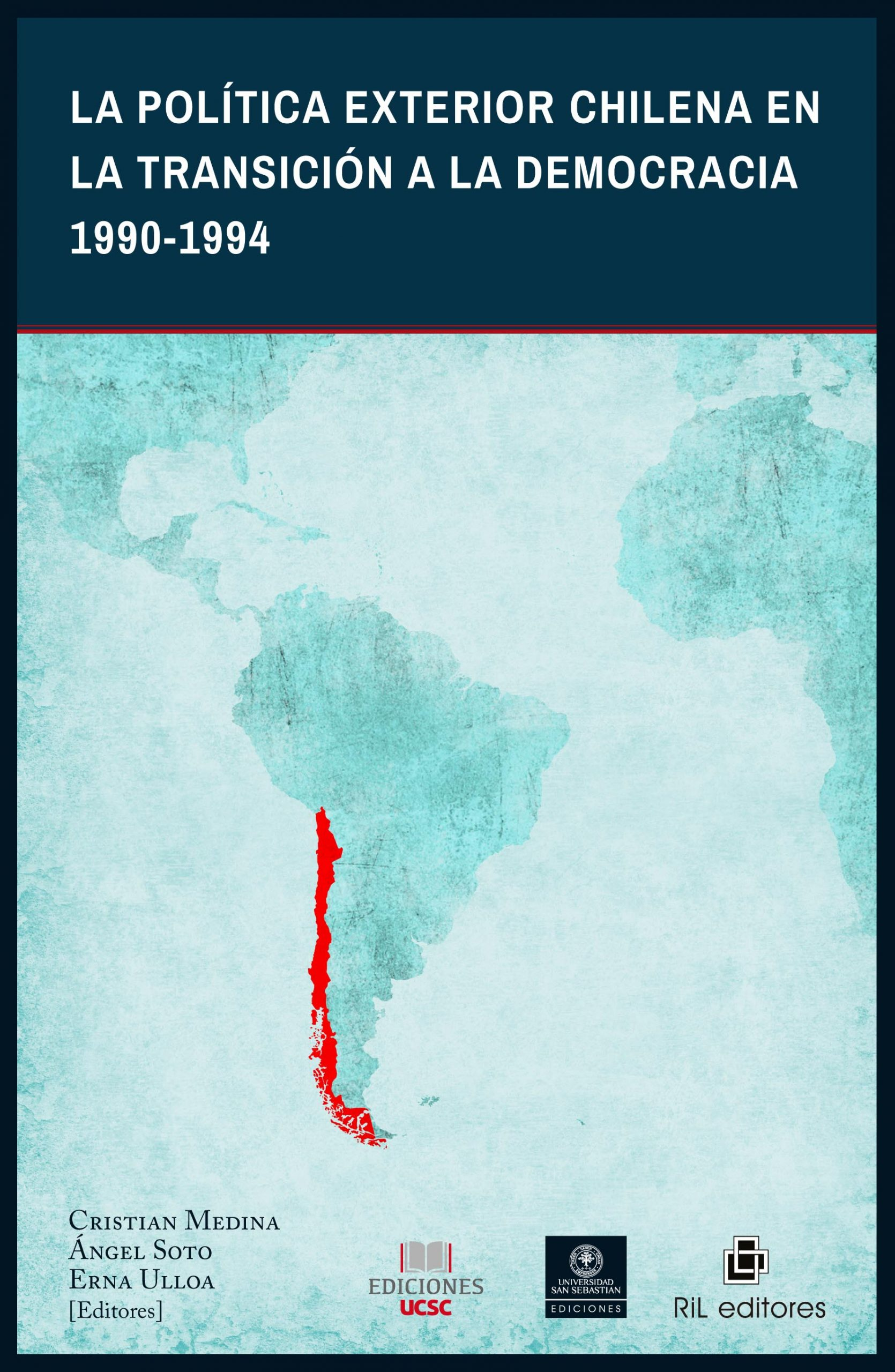 9788418065453 - Medina, Cristian - 2021 - La política exterior chilena-1