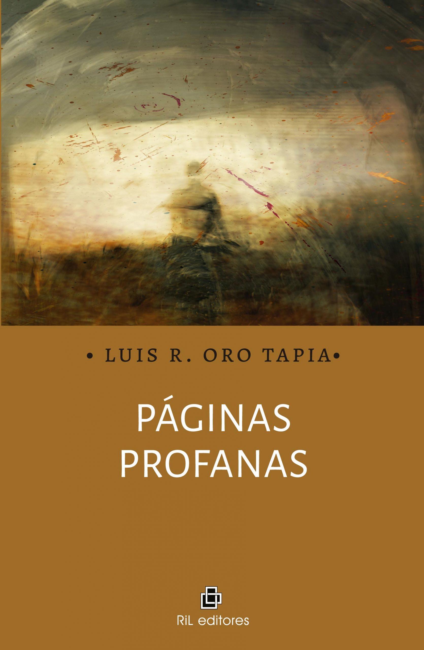 9788418065668 - Oro, Luis - 2021 - Páginas profanas-1