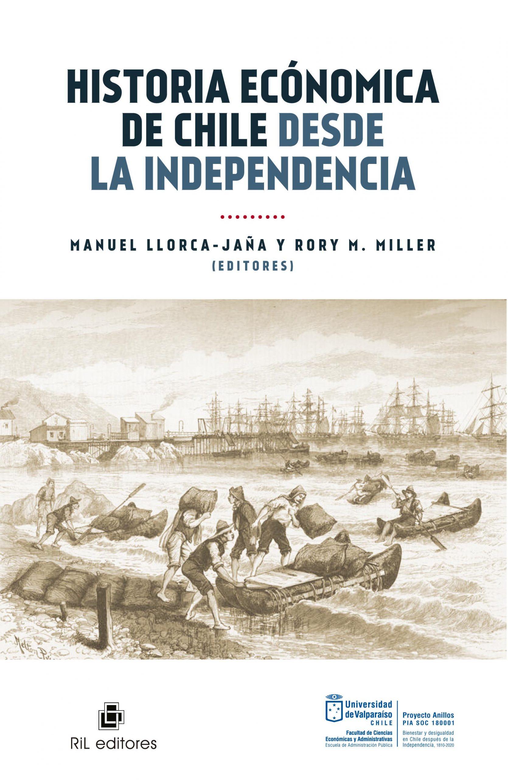 9788418065682 - Llorca y Miller - 2021 - Historia económica de Chile-1