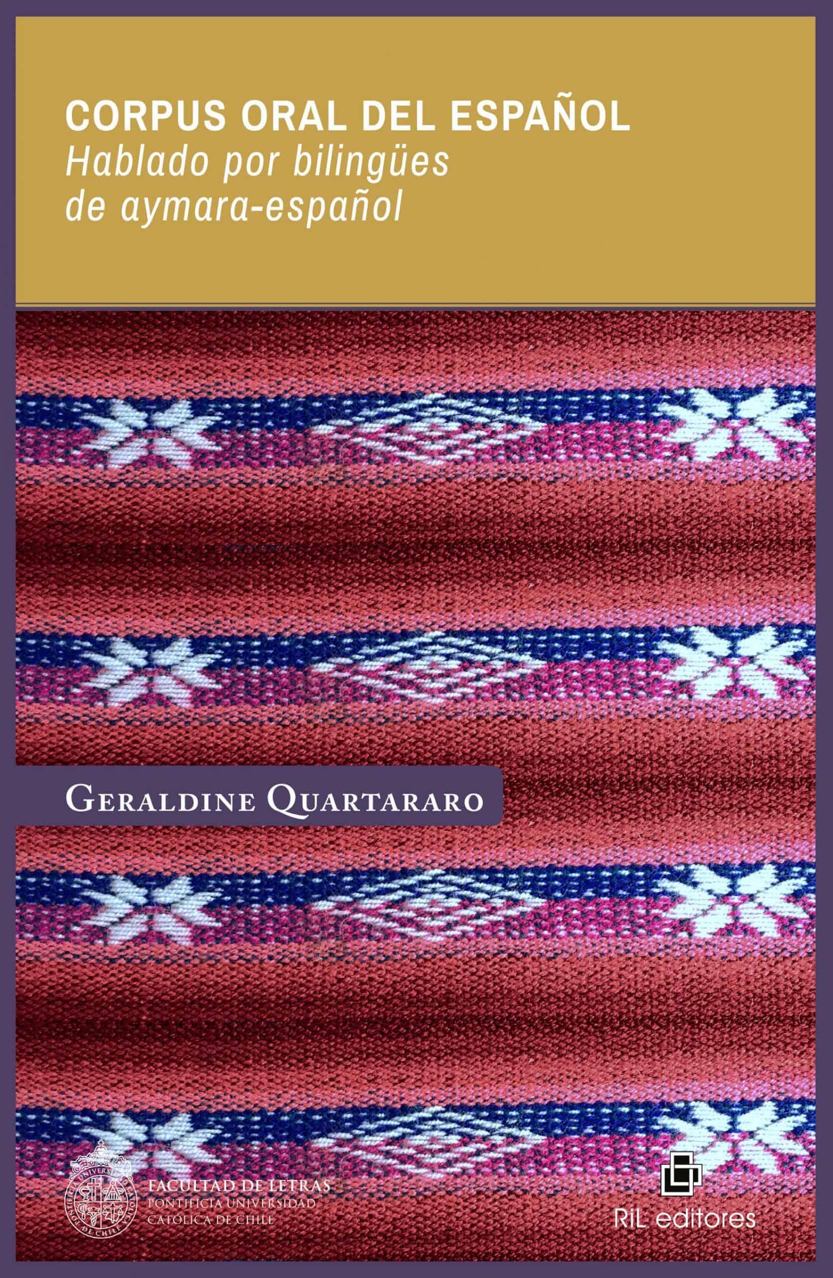 Corpus oral del español hablado por bilingües de aymara-español 1