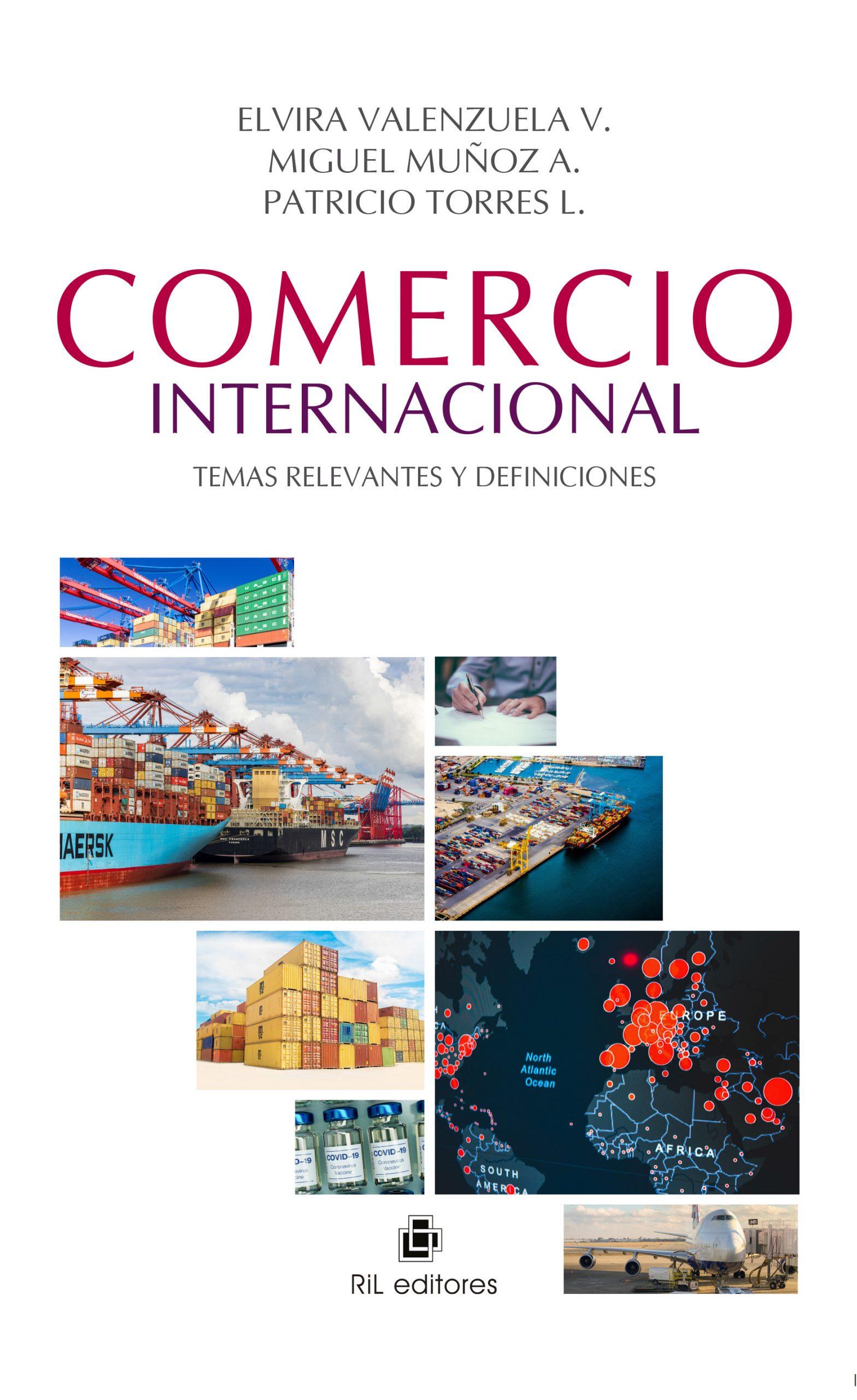 Comercio internacional. Temas relevantes y definiciones 1