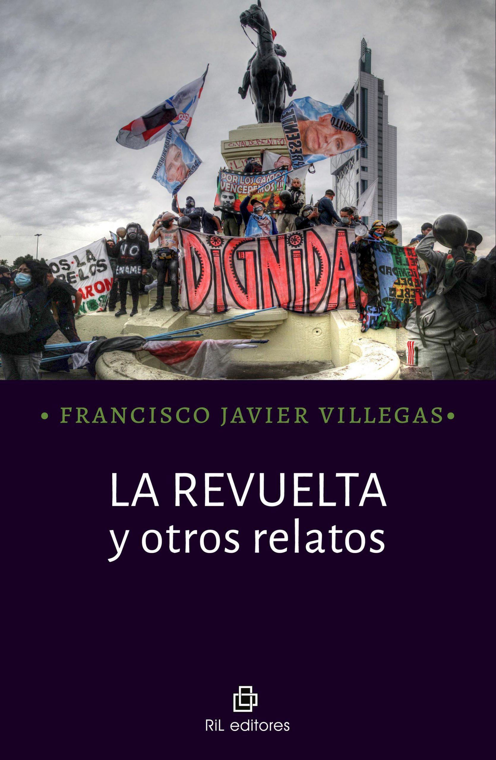 9788418065767 - Villegas, Francisco - 2021 - La revuelta y otros relatos-1